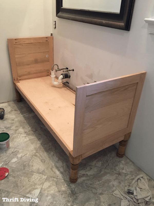 Get How To Build A 60 Diy Bathroom Vanity From Scratch Medium