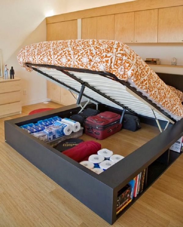 Get How To Build A Queen Size Platform Bed With Storage Medium