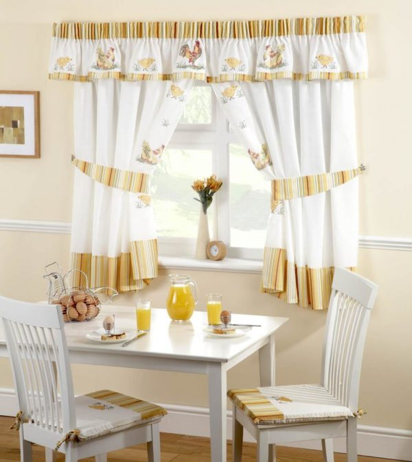 Get Kitchenkitchen Window Curtains And Treatments For Small Medium