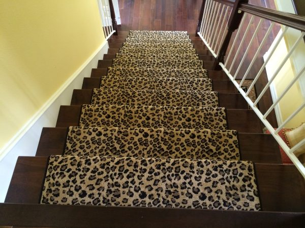 Get Leopard Animal Print Stair Runnerhemphills Rugs Medium