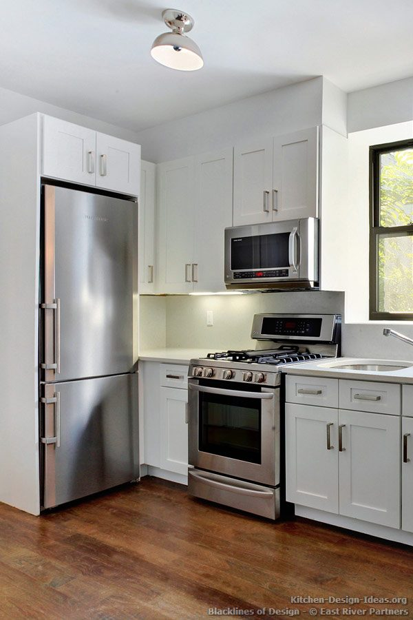 Get Modern Refrigerators For Small Kitchensdesign Idea And Medium