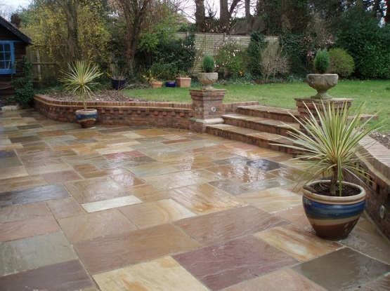 Get Outdoor Tile For Patio Creates Wellstructured Outdoor Medium