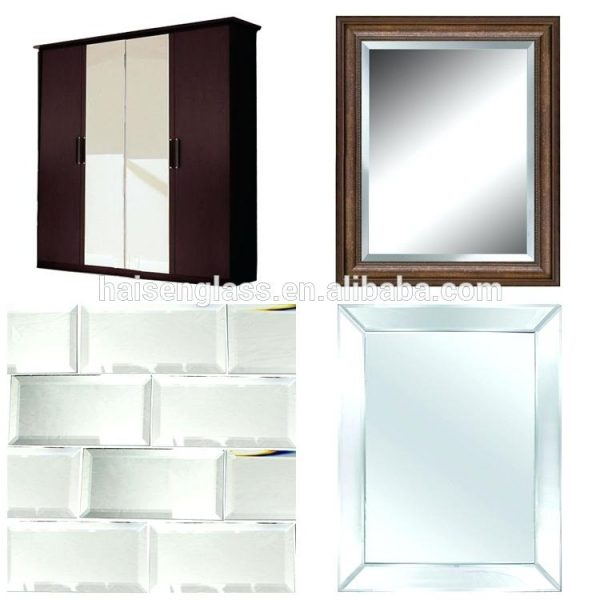 Get Small Rectangle Mirror Gallery Direct Vintage White Mirror Medium