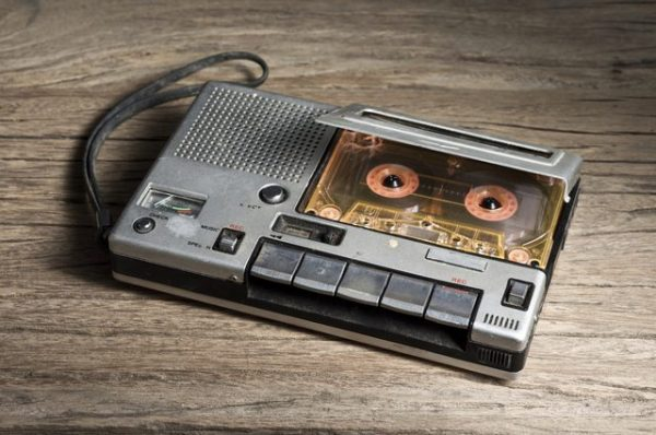 Get The History Of The Cassette Tapetechwallacom Medium