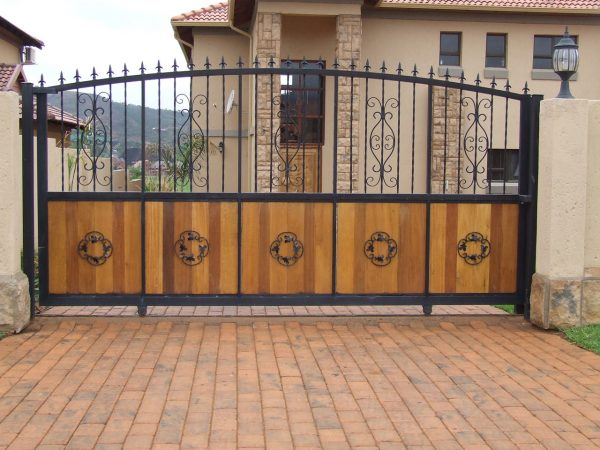 Get Trendy Ideas Of Outdoor Wood Gates Designs Exterior Medium