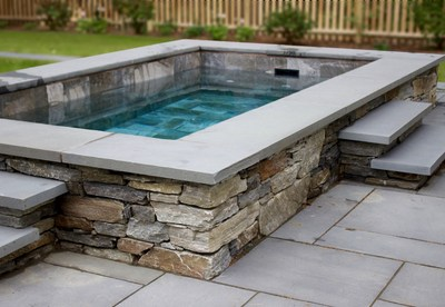 Get Two Pools In One  A Plunge Pool Does Double Duty Medium