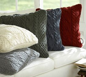 Get Upcycle Sweater Pillows Cover Home Decor How To Medium