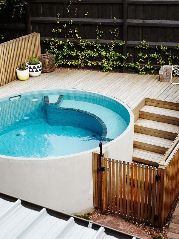 Innovative 28 Refreshing Plunge Pools That Are Downright Dreamy Medium