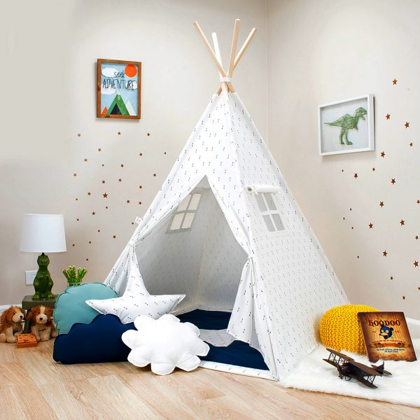Innovative 54 Teepee For Kids Room 20 Cool Teepee Design Ideas For A Medium