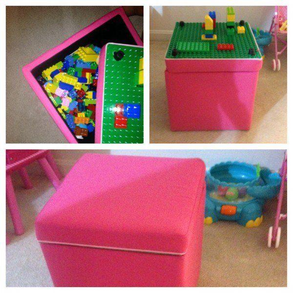 Innovative 65 Best Images About Lego Storage Ideas On Diy Medium