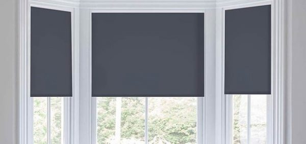 Innovative Accentuate The Beauty Of Your Bay Windows With The Right Medium