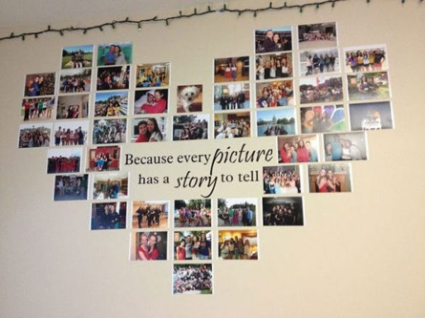 Innovative Cool Family Photos Display Ideas That Will Keep Your Medium