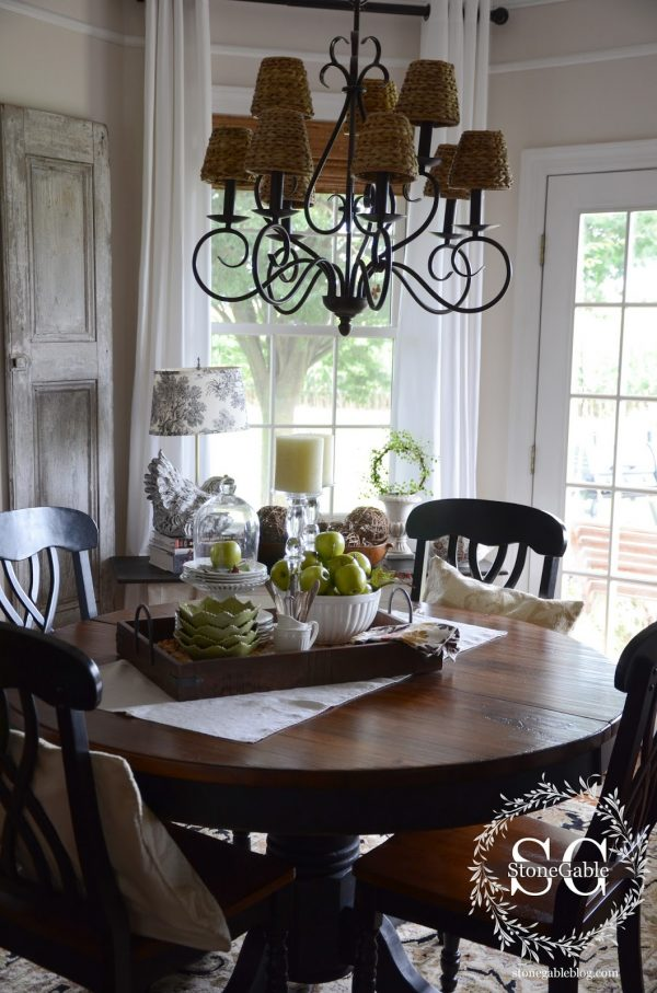 Innovative Dining Table Decor For An Everyday Look Tidbits Twine Medium