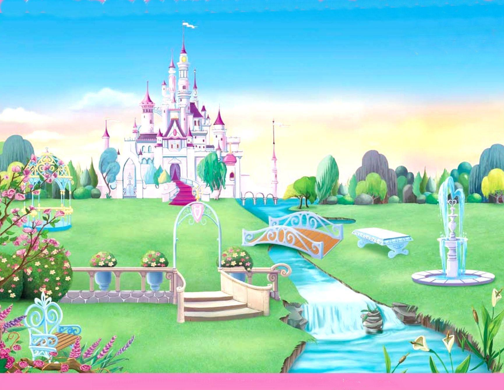 innovative disney castle backgrounds wallpaper cave