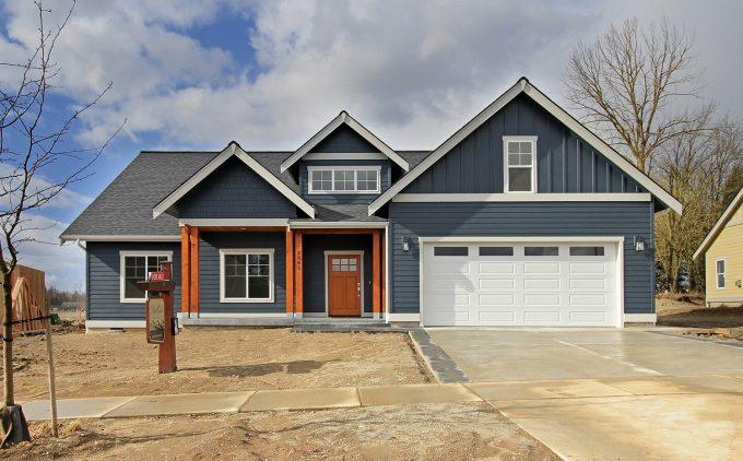 innovative exterior design inspiring cozy craftsman style home