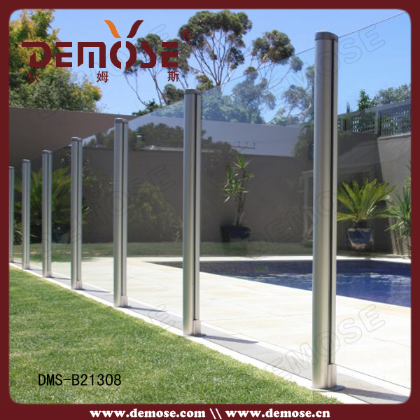 innovative fence glass panels for garden fence buy glass