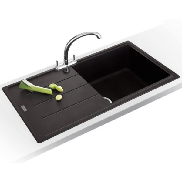 Innovative Franke Basis Bfg 611780 Fragranite Sink Baker And Soars
