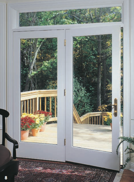 Innovative Homeofficedecorationpella Exterior French Doors Medium