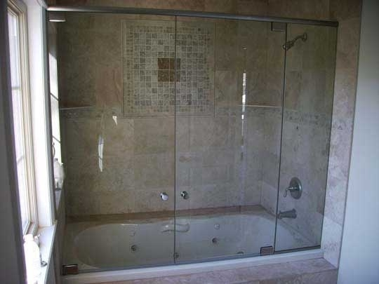 Innovative Jacuzzi Tub Shower Combo Medium