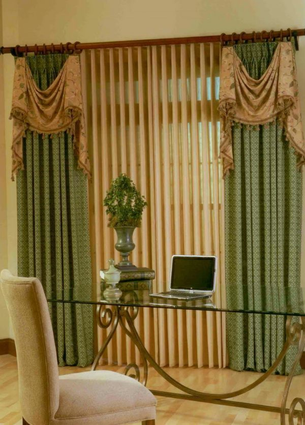 Innovative Pictures Of Blinds And Curtains Togetherhome Design Ideas Medium