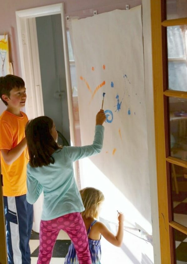 Innovative The Kids Art Room Is The New Playroom Medium