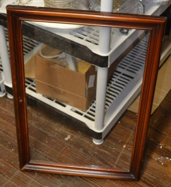 innovative vintage walnut china cabinet door salvage repurposeebay medium
