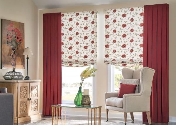 Innovative Ways To Mix And Match Curtains With Blindszebrablinds Medium
