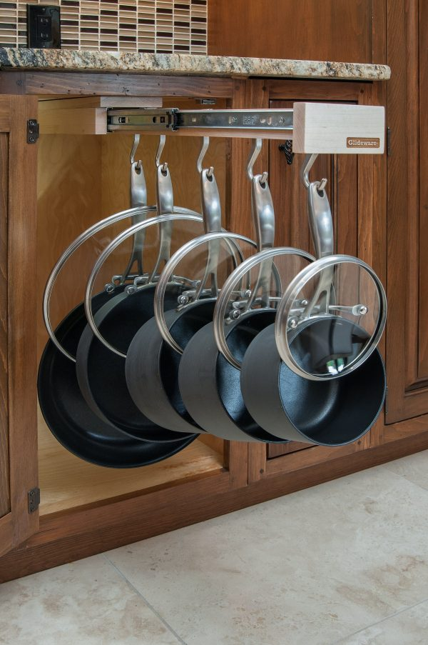 Innovative Wwwglidewarecom Great Way To Organize Your Pots Pans