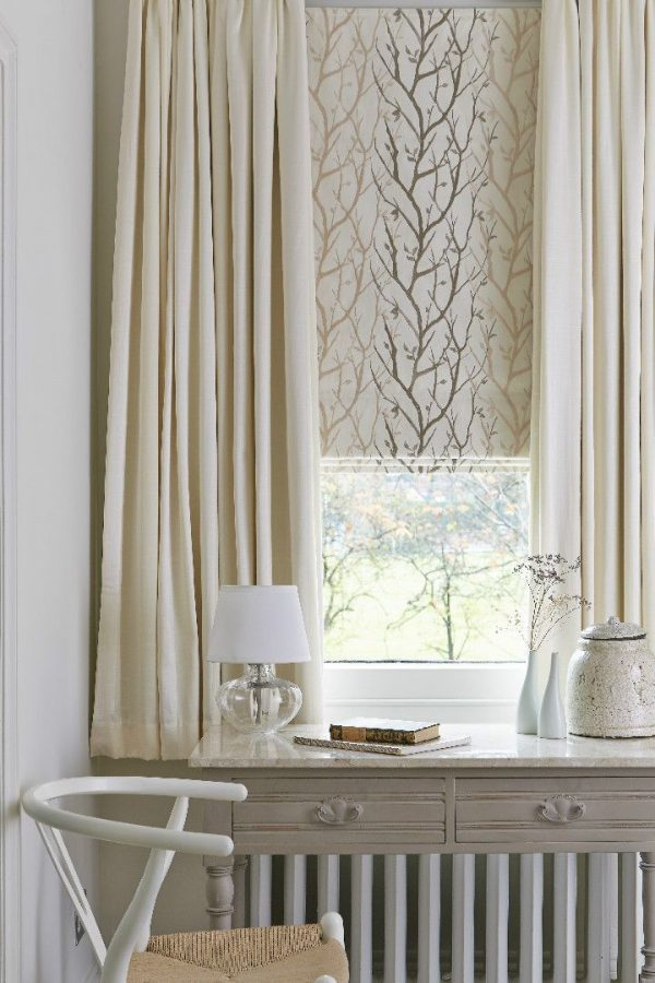 Inspiration 119 Best Roman Blinds And Curtains Images On Medium
