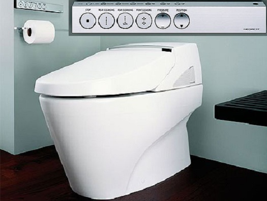 Inspiration 3 Benefits Of Installing Bidet Toilet Combo