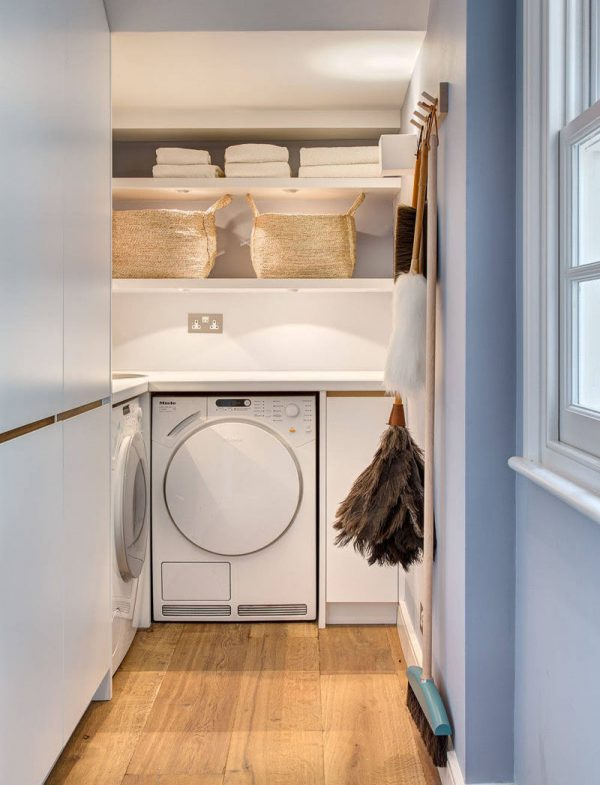 Inspiration 7 Laundry Room Design Ideas To Use In Your Homecontemporist Medium