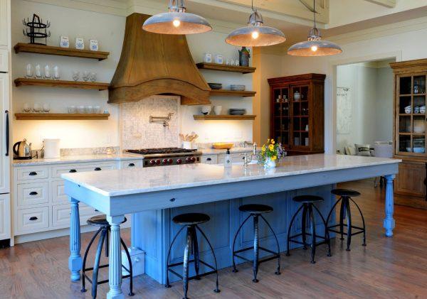 Inspiration 70 Spectacular Custom Kitchen Island Ideashome Medium