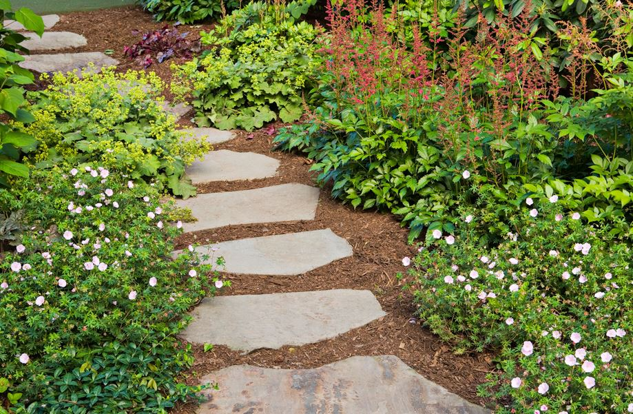 inspiration along the garden path landscaping ideas to improve curb
