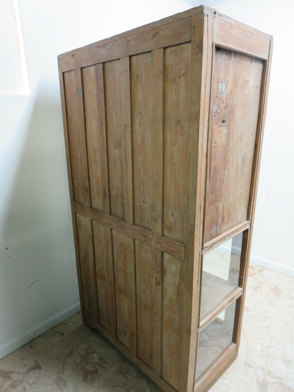Inspiration Antique Primitive Architectural Salvage Hutch Door China Medium