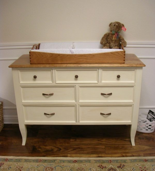 Inspiration Baby Room Nice White Laminate Dresser With Yellow Comfy Medium