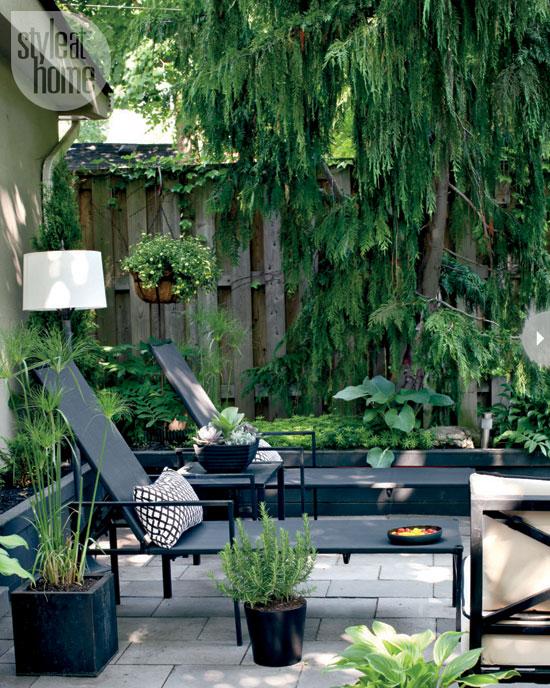 Inspiration Backyard Makeover A Diy Renovationstyle At Home Medium