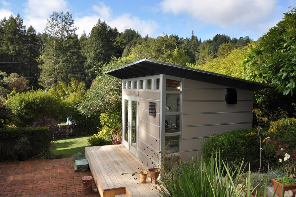 inspiration backyard sheds studios storage   home office sheds