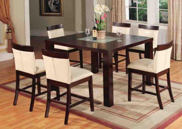 Inspiration Bar Height Kitchen Table And Chairs Decor Ideasdecor Ideas Medium