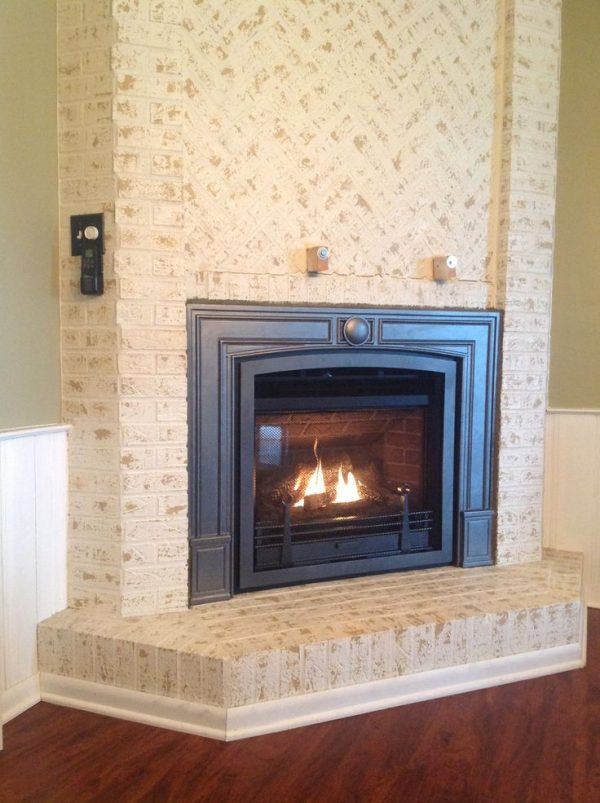 Inspiration Best 25  Prefab Fireplace Ideas On Cabin Kit Medium