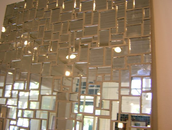 Inspiration Beveled Mirror Tiles Craftshome Design Ideas Medium