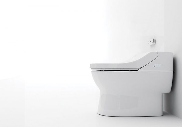 Inspiration Bio Bidet Uspa Ib 835 Integrated Bidet Toilet Combo Medium