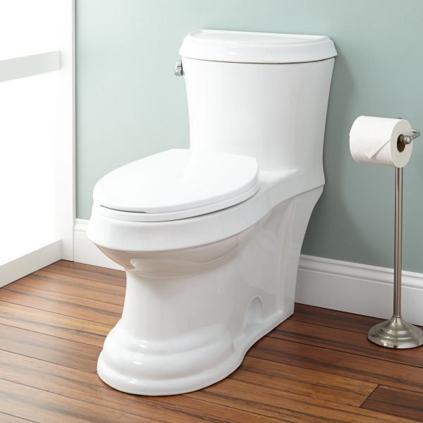 Inspiration Brookfield Siphonic Elongated Onepiece Toilet Bathroom Medium