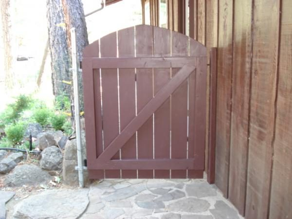 Inspiration Building A Wooden Garden Gate Doityourselfcom Community Medium