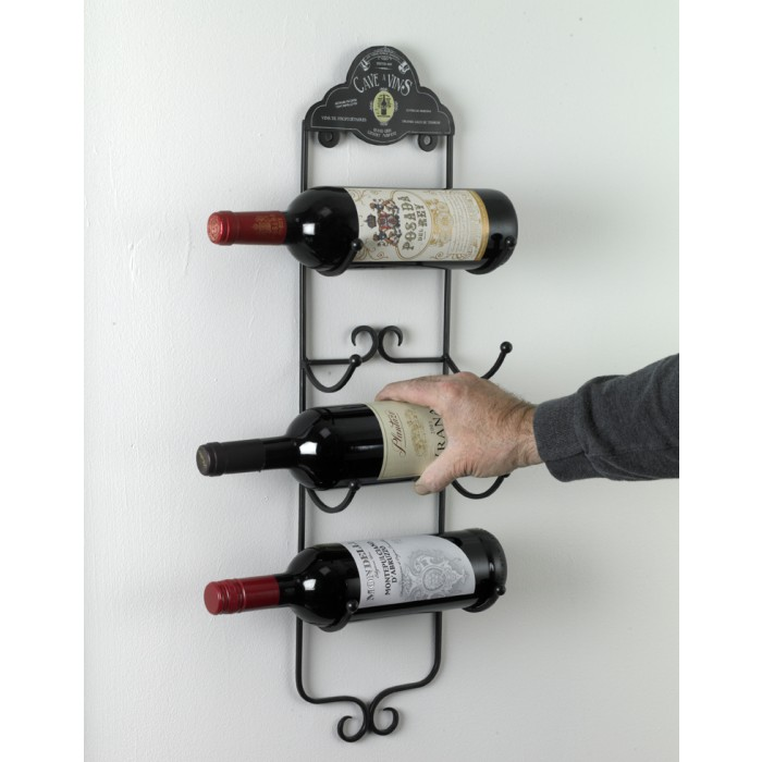 inspiration cave a vins wall mounted wine rack wall mounted wine