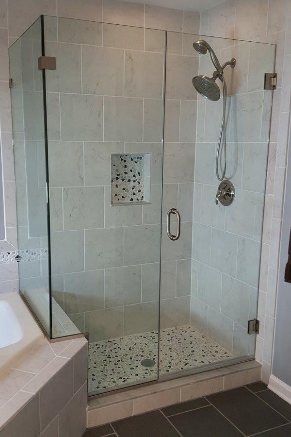 Inspiration Corner Enclosures  Shower Door Experts Medium