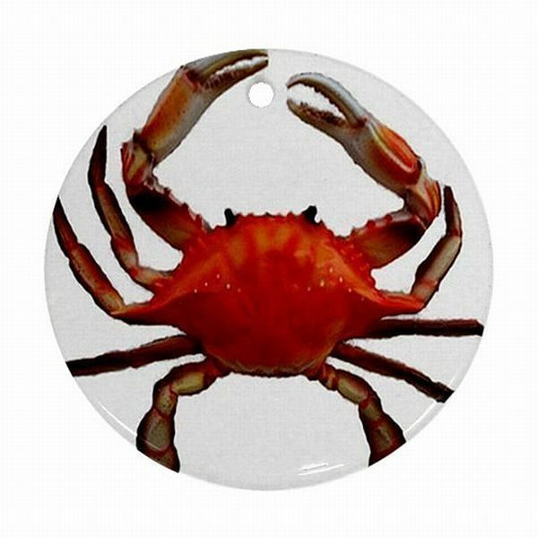 Inspiration Crab Dealiest Trap Catch Crabs Decor Christmas Tree Medium