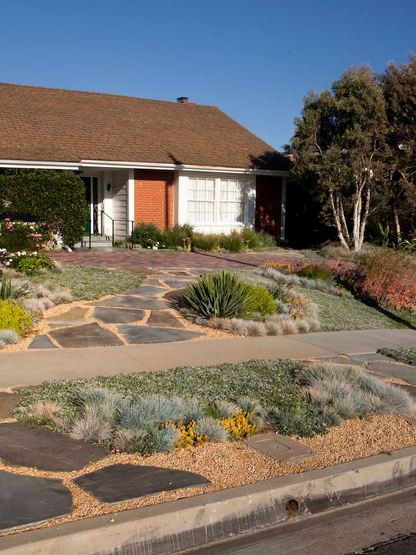 inspiration curb appeal 20 modest yet gorgeous front yards