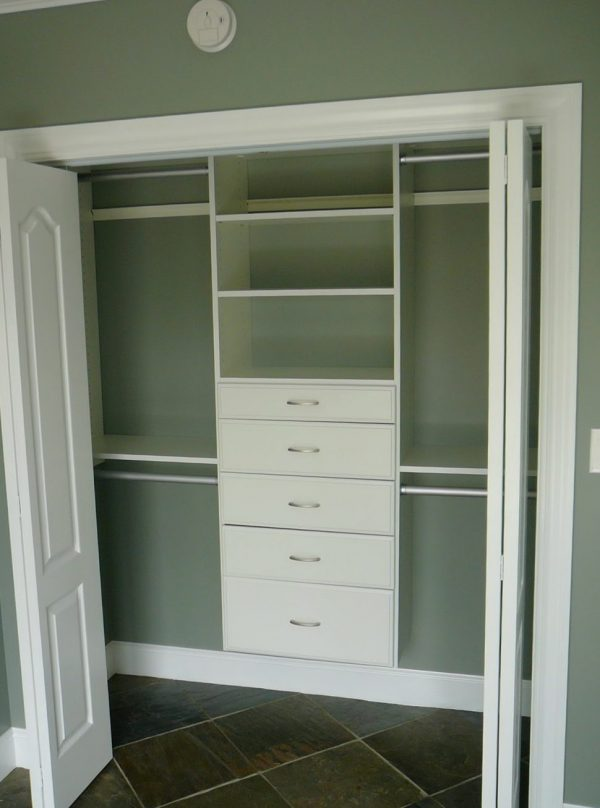 Inspiration Free Standing Closet With Doors Idea Medium