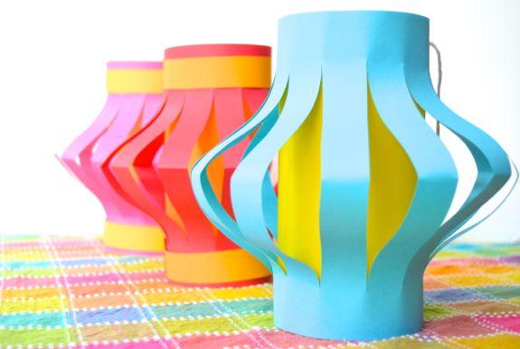 Inspiration How To Make Easy Paper Lanterns Japan Inner Child Fun Medium