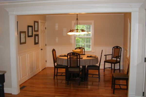 Inspiration How To Meaure Your Walls For Wainscoting Panels Medium